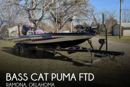 2016 Bass Cat 20 Puma FTD