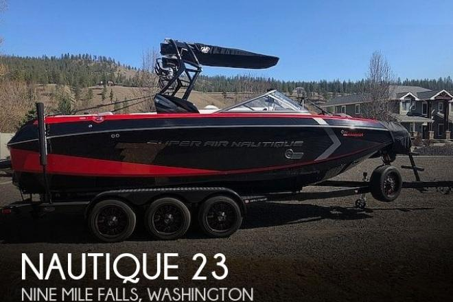 2015 Nautique G23 Super Air - For Sale at Nine Mile Falls, WA 99026 - ID 182253