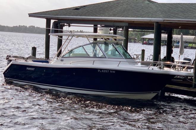 2006 Pursuit 2670 Denali LS - For Sale at Jacksonville, FL 32099 - ID 201725