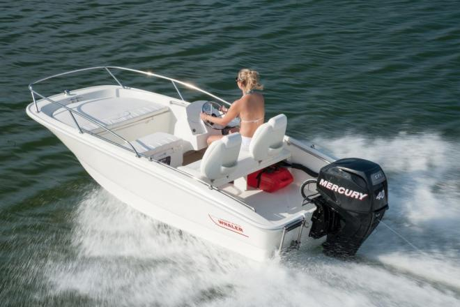 2021 Boston Whaler 130 Super Sport - For Sale at Coopersville, MI 49404 - ID 195281