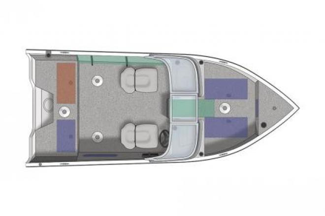 2021 Crestliner 1650 Fish Hawk SE Walk-through - For Sale at Brighton, MI 48114 - ID 201786