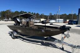 2020 G3 Boats Bay 18 DLX Camo
