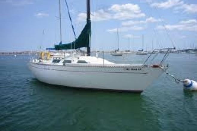1976 Ranger Sailboat