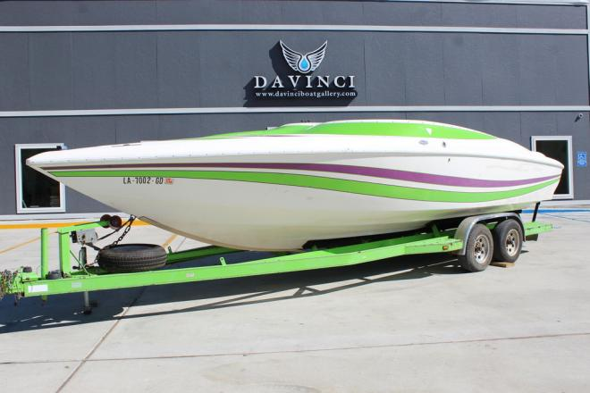 1993 Baja 27 Shooter - For Sale at La Place, LA 70068 - ID 201911