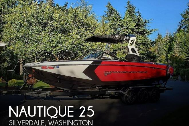 2019 Nautique Super Air G25 - For Sale at Silverdale, WA 98383 - ID 201915