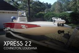 2015 Xpress H22B Bay Series