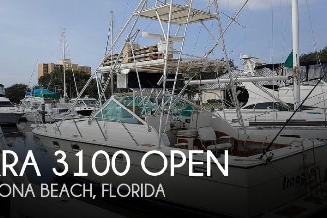 1984 Tiara 3100 Open - For Sale at Daytona Beach, FL 32124 - ID 196652