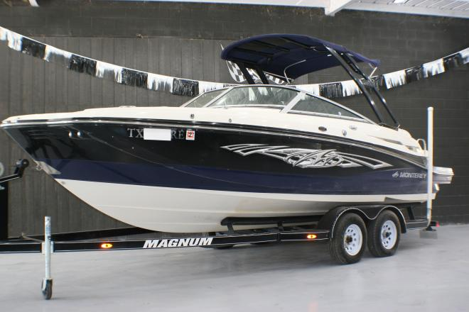 2013 Monterey M3-MXS