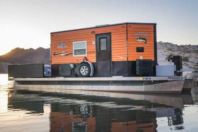2019 Custom Built Houseboat