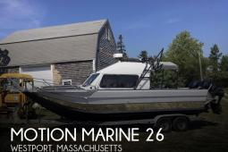 2007 Motion 26 Outback Offshore LXV