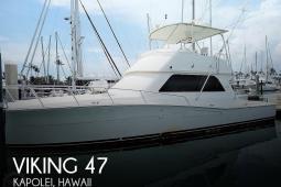 1998 Viking 47