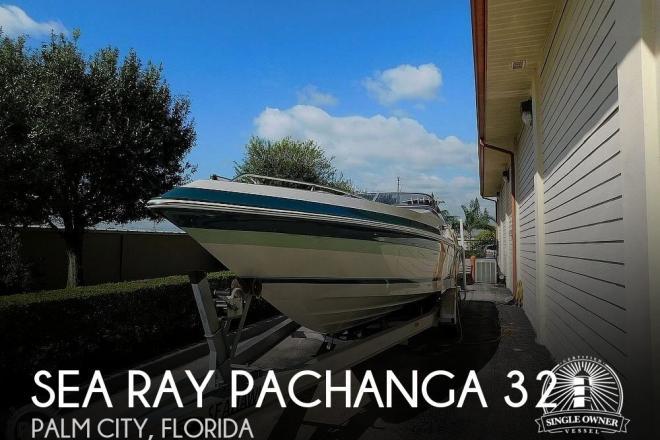 1988 Sea Ray Pachanga 32 - For Sale at Palm City, FL 34990 - ID 176495