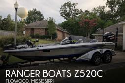 2017 Ranger Z520C Comanche