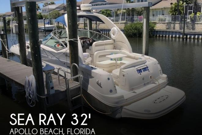2003 Sea Ray 320 Sundancer - For Sale at Apollo Beach, FL 33572 - ID 165429