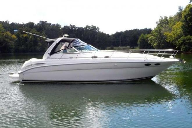 2005 Sea Ray 380 Sundancer