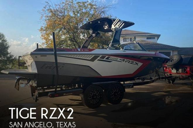 2018 Tige RZX2 - For Sale at San Angelo, TX 76903 - ID 202003