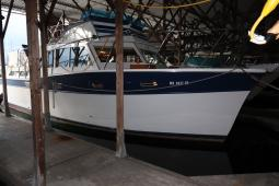 1967 Pacemaker Flybridge Motor Yacht