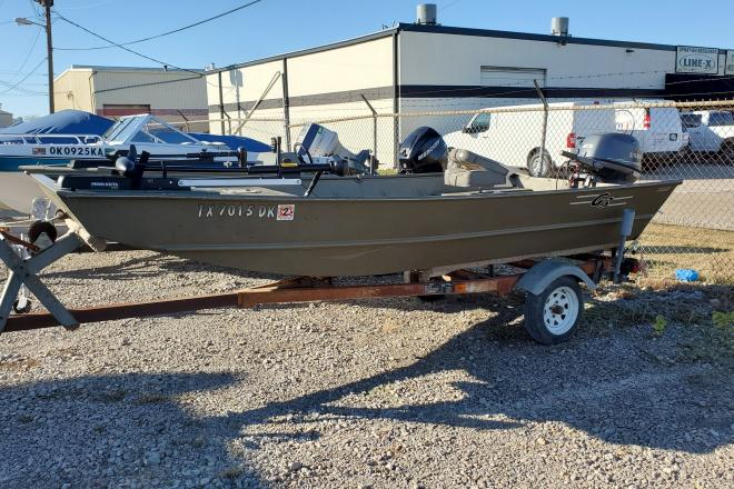 2016 G3 Boats 1448 - For Sale at Mannford, OK 74044 - ID 202226