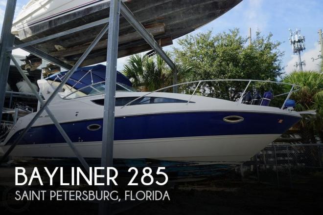 2007 Bayliner Ciera 285 Sunbridge - For Sale at Saint Petersburg, FL 33701 - ID 196662