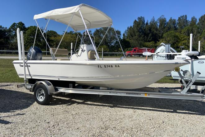 2016 Tidewater 1800 Bay Max - For Sale at Port Charlotte, FL 33953 - ID 202751