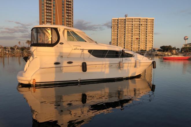 2006 Sea Ray 40 Motoryacht