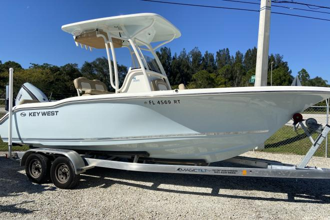 2019 Key West 219 Family Sportsman - For Sale at Port Charlotte, FL 33953 - ID 202799