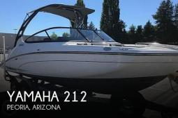 2017 Yamaha 212 Limited S
