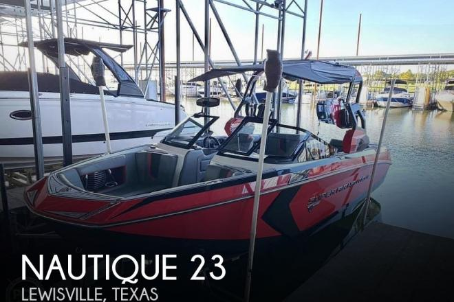 2019 Nautique Super Air g23 - For Sale at The Colony, TX 75056 - ID 202886