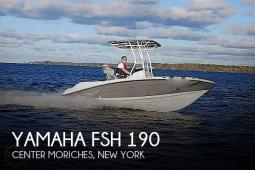 2016 Yamaha FSH 190