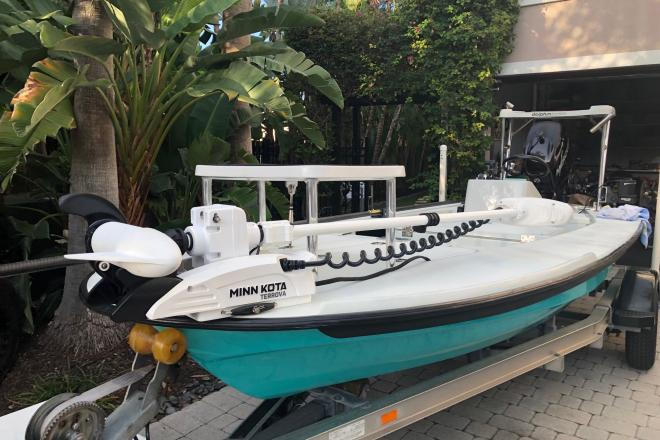 2003 Dolphin Super Skiff - For Sale at Fort Lauderdale, FL 33301 - ID 202967