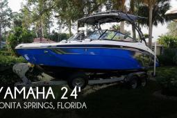 2017 Yamaha 242x E-series