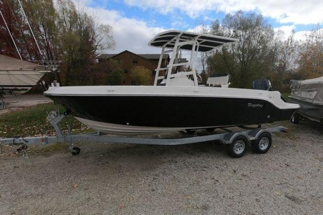 2021 Bayliner CC22-Trophy 22 - For Sale at Sturgeon Bay, WI 54235 - ID 195472