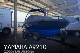 2020 Yamaha AR210