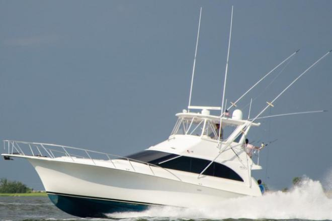 1997 Ocean Yachts Sportfish - For Sale at North Charleston, SC 29405 - ID 203162