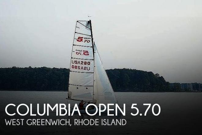 2009 Columbia Open 5.70 - For Sale at West Greenwich, RI 2817 - ID 195944