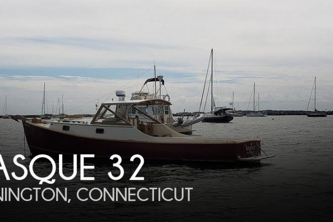 1978 Wasque 32 - For Sale at Stonington, CT 6378 - ID 194924