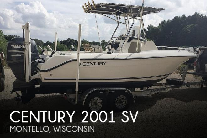 2008 Century 2001 SV - For Sale at Montello, WI 53949 - ID 194614