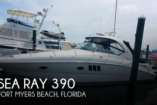 2010 Sea Ray 390 Sundancer - For Sale at Fort Myers Beach, FL 33931 - ID 203367