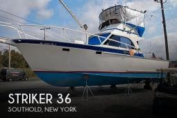 1969 Striker 36