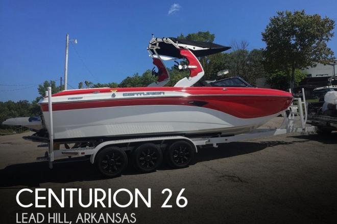 2019 Centurion 26 - For Sale at Lead Hill, AR 72644 - ID 203384