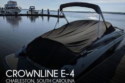 2016 Crownline e-4