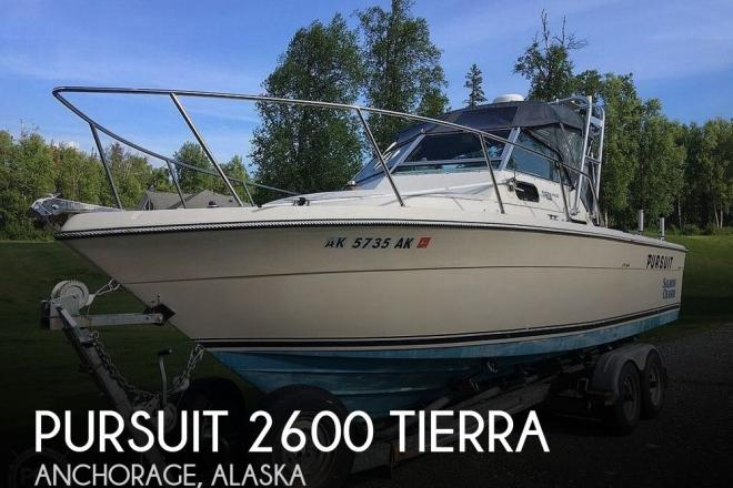 1985 Pursuit 2600 Tierra - For Sale at Palmer, AK 99645 - ID 174224