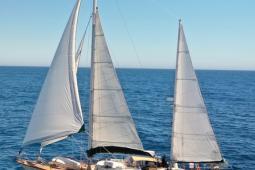 1984 Mason Staysail Ketch