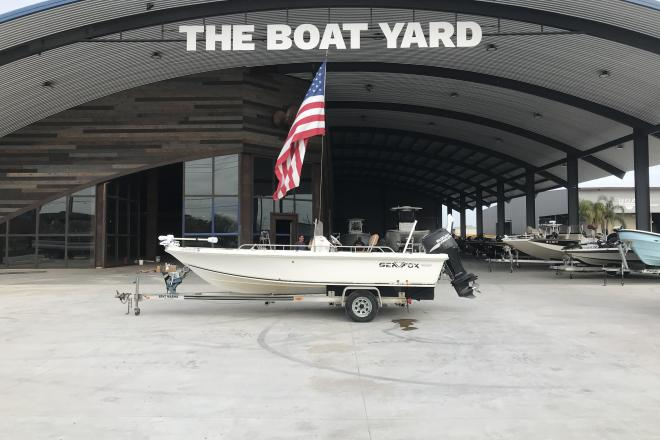 2006 Sea Fox Bay Fisher 195 - For Sale at Marrero, LA 70072 - ID 203406