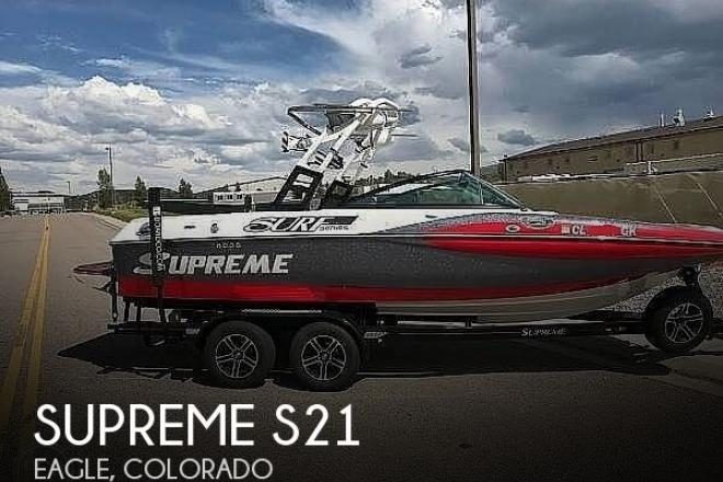 2015 Supreme S21 Surf Series - For Sale at Eagle, CO 81631 - ID 203500