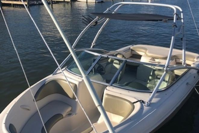 2006 Sea Ray 200 Sport - For Sale at Toms River, NJ 8753 - ID 203580