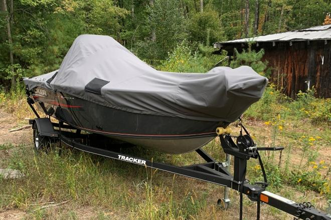 2019 Tracker Pro Guide V16 - For Sale at Dover, NH 3820 - ID 203645