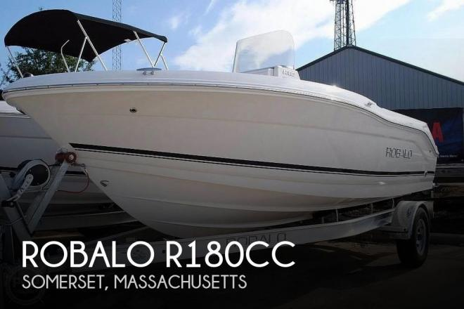 2018 Robalo R180 CC - For Sale at Somerset, MA 2725 - ID 203681
