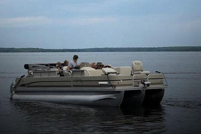 2008 Cypress Cay 220 Striper - For Sale at Chassell, MI 49916 - ID 174898