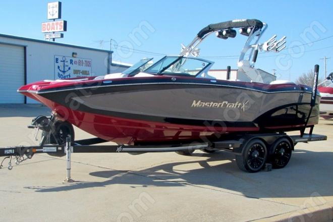 2017 Mastercraft X23 - For Sale at Oklahoma City, OK 73135 - ID 201944
